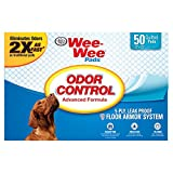 Four Paws Wee-Wee Odor Control Pads - 50 Ct