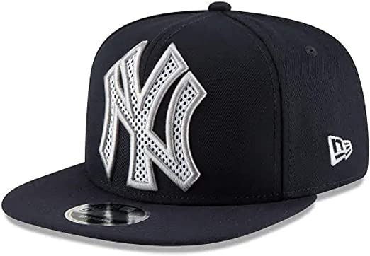 brand new info for authentic quality New Era MLB New York Yankees 9FIFTY Mesh Mix Snapback Hat, Navy ...