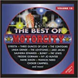 The Best Of Motorcity Vol. 12 by Various Artists (2011-10-24)