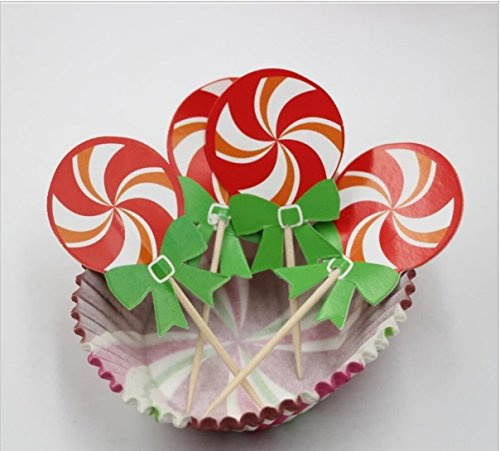 Windmill Baking Cups & Wrapper, Rainbow Party Decor, Cupcake Liners, Birthday Favor DIY Toppers set of 36