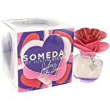 Someday Perfume By JUSTIN BIEBER 3.4 oz Eau De Parfum Spray FOR WOMEN