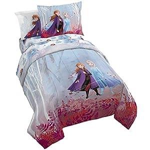 Jay Franco Frozen 2 Forest Spirit Bed Set, Twin