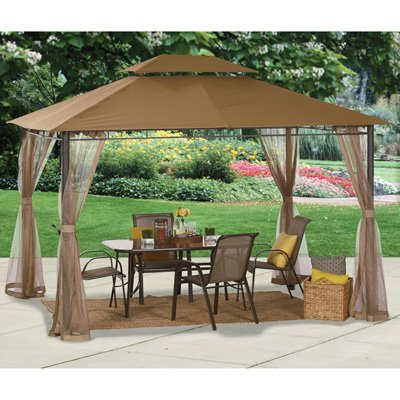 - Kotulas Deluxe Patio Gazebo - 10ft. x 12ft.