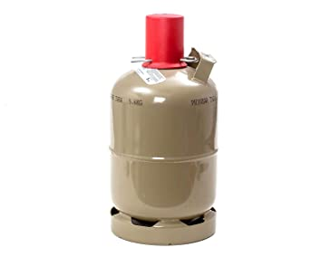 Gasflasche Für Gasgrill Hagebau : Stahl gasflasche kg amazon garten