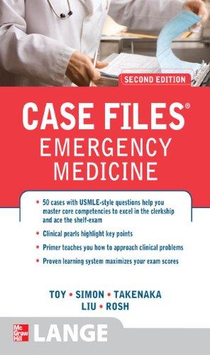 Case Files Emergency Medicine, Second (Barrys Case)