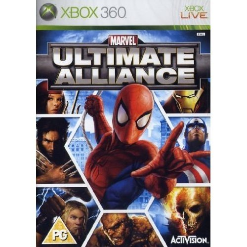 marvel games for xbox 360 - 5