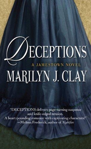 Download Deceptions: A Jamestown Novel (Wheeler Hardcover) pdf epub