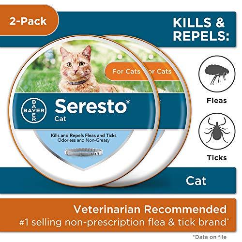 Seresto Flea and Tick Collar for Cats