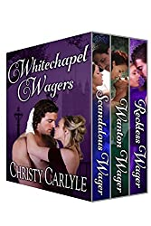 Whitechapel Wagers Series Boxed Set: Victorian Historical Romance