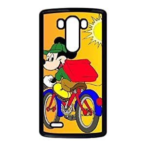 LG G3 Cell Phone Case Black Mickey Mouse ballistic phone cases hkhf7072795