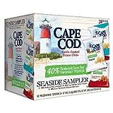 Cape Cod Kettle Cooked Potato Chips, Original, 0.75 oz, 24 ct
