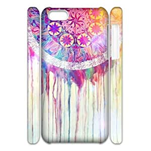 LIULAOSHI Dream Catcher Phone Case for iphone5c 3D [Pattern-6] by Maris's Diary
