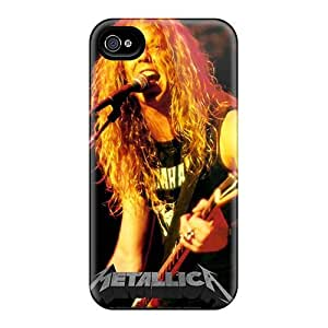 Fashion Cases Iphone 5/5S - Metallica James Hetfield Cases Covers