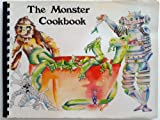 img - for The Monster Cookbook book / textbook / text book