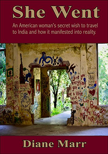 Amazon she went an american womans secret wish to travel to she went an american womans secret wish to travel to india and how it manifested fandeluxe Choice Image