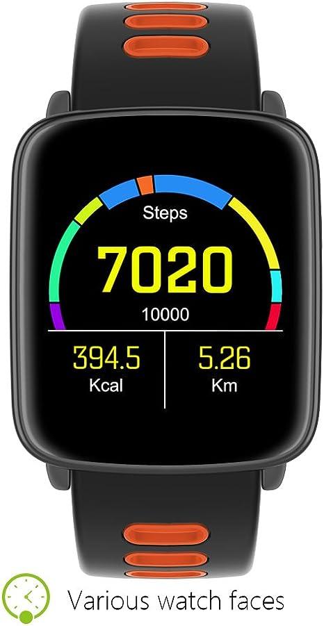 PRIXTON Smartwatch SWB25 - Reloj Inteligente Sumergible con ...