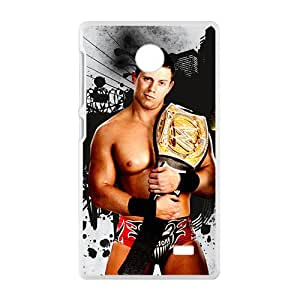 WWE World Wrestling White Phone Case for Nokia Lumia X