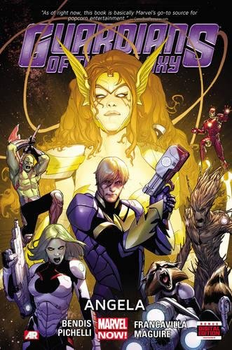 Download Guardians of the Galaxy Volume 2: Angela (Marvel Now) pdf