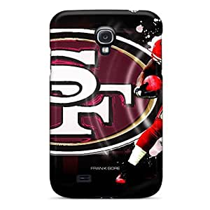 High-quality Durability Cases For Galaxy S4(san Francisco 49ers)