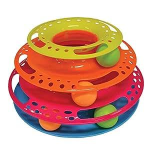 SCREAM Cat Toy, Multicolour