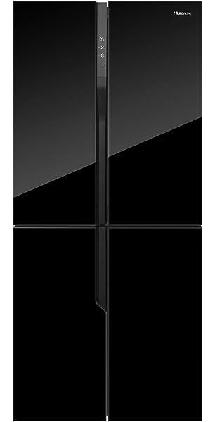 Hotpoint-Ariston E4D AA B C nevera puerta lado a lado ...