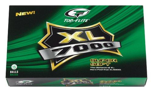 Top-Flite XL 7000 Soft Golf Balls (15-Pack)