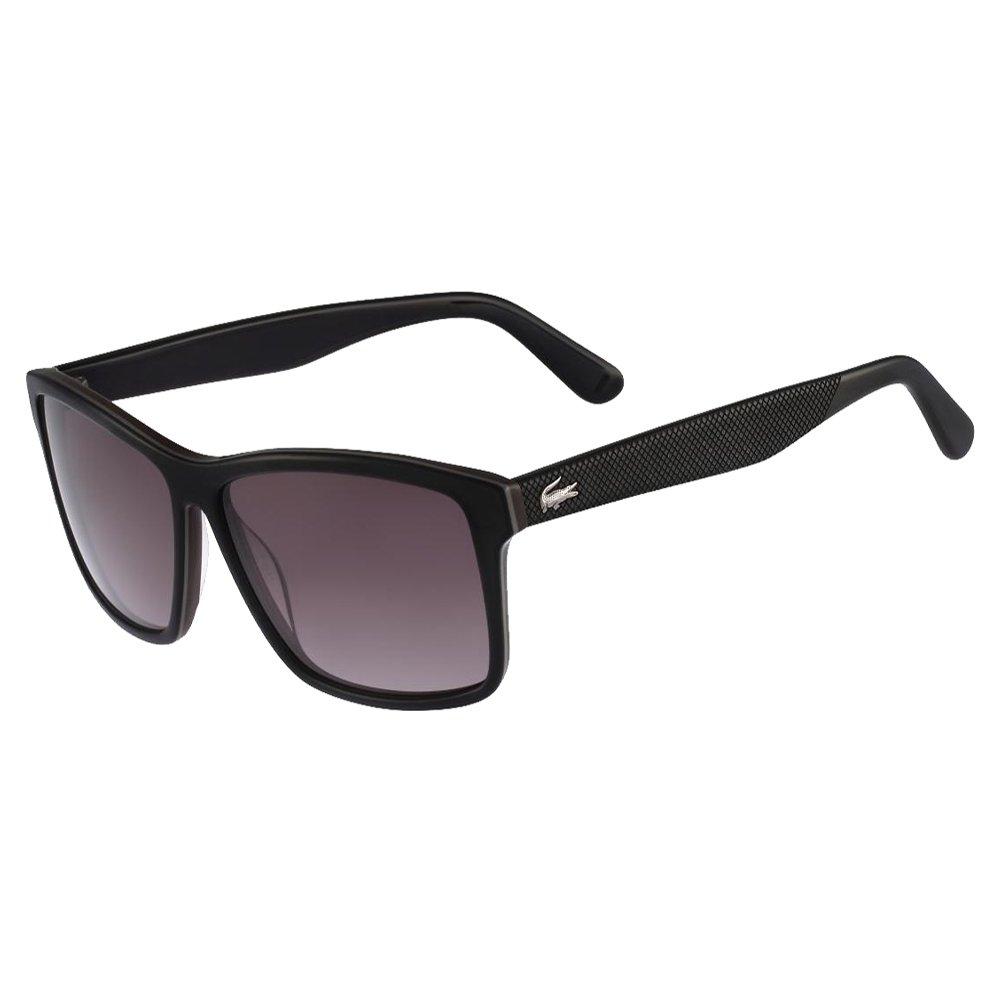 301e30881 Amazon.com  Lacoste Fine Square Sunglasses in Dark Blue - L705S 424 57   Clothing