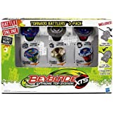 Beyblade Tornado Top 3 Pack - L-Drago, Lacerta and Eagle