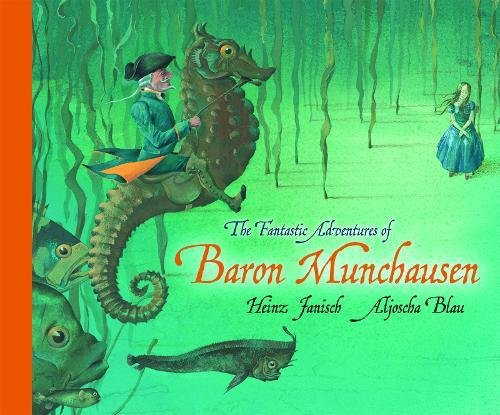 The Fantastic Adventures of Baron Munchausen (The Adventures Of The Baron Of Munchausen)