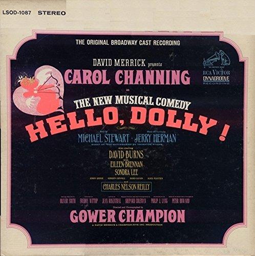 Hello Dolly Original Broadway Recording