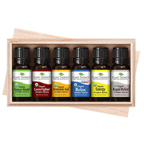 100 organic essential oils - 8