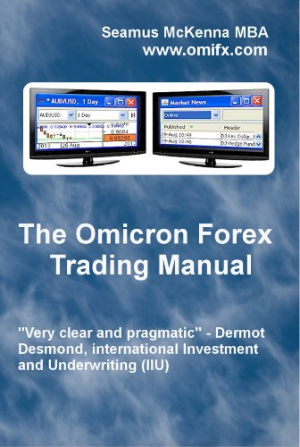 Book: The Omicron Forex Trading Manual by Seamus McKenna