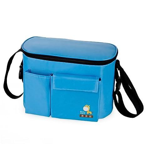Bolsa para carrito de bebé, 3en1, organizador de pañ