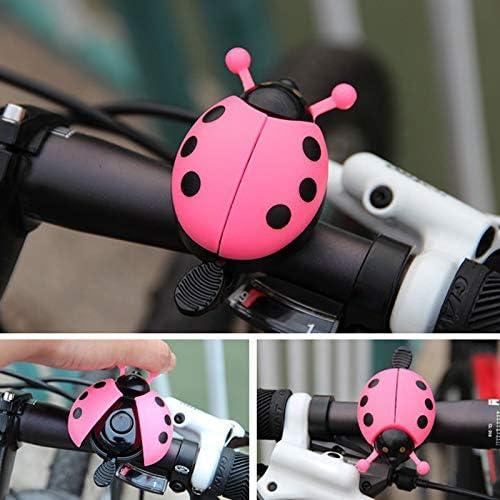 Crewell - Timbre para Bicicleta con Forma de Mariquita, Sonido ...