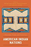 img - for American Indian Nations: Yesterday, Today, and Tomorrow (Contemporary Native American Communities) book / textbook / text book