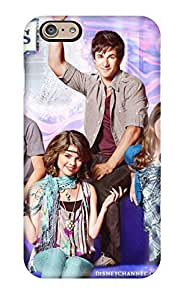 AmandaMichaelFazio Perfect Tpu Case For Iphone 6/ Anti-scratch Protector Case (awesome Wowp Wizards Of Waverly Place Season)