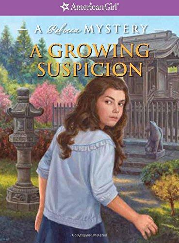 A Growing Suspicion: A Rebecca Mystery (American Girl: Rebecca Mysteries) (American Girl Beforever Mysteries)