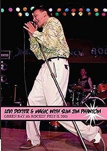 Levi Dexter & Magic With Slim Jim Phantom: At Greenbay Rockin '50s Fest II