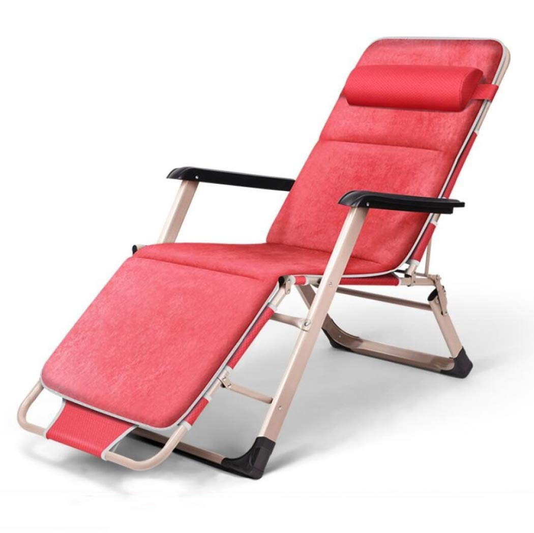 折りたたみシエスタ椅子ゼロ重力屋外リクライニング、ヘッドレストサポート付きポータブルシングルリクライニング、ビーチキャンプ人間工学的リクライニング,A1  A1 B07GB9FX5G