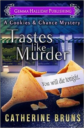 Download gratuito di file di ebook Tastes Like Murder (Cookies & Chance Mysteries) (Volume 1) PDF ePub