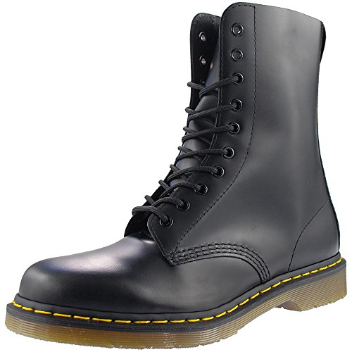 Dr. Martens Adult CLASSIC 10 EYE DM BOOT Nero