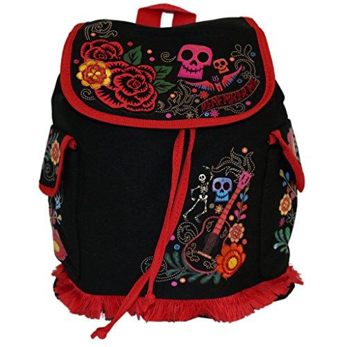 Coco Flap - Disney Pixar Coco Fashion Rucksack 12-inch Backpack