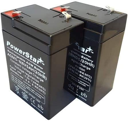 RBC1 Replacement Batteries