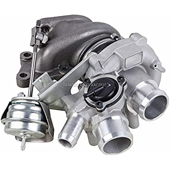 New Left Side Turbo Turbocharger For Ford F-150 3.5L EcoBoost 2010 2011 2012 - BuyAutoParts 40-30671AN New