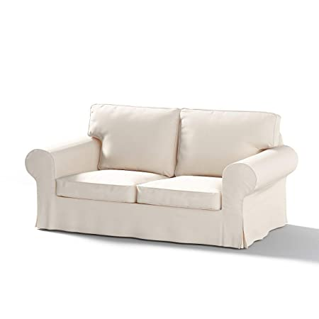 Dekoria Fire Retarding Ikea Ektorp 2 Seater Sofa Bed Cover For