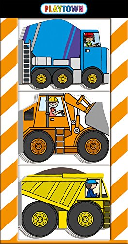 Playtown Chunky Pack: Construction (Chunky Pack)