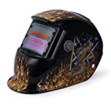 Solar Auto Darkening Welding Helmet Automatic Variable Beauty Pattern Mask Protective Welding Mask/Helmet/Welder