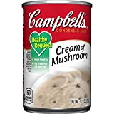 Campbell's Healthy Request Condensed Soup, Cream of Mushroom, 10.5 Ounce