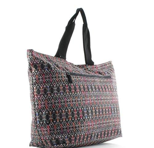 Franky Shopper XL Freizeittasche Indian