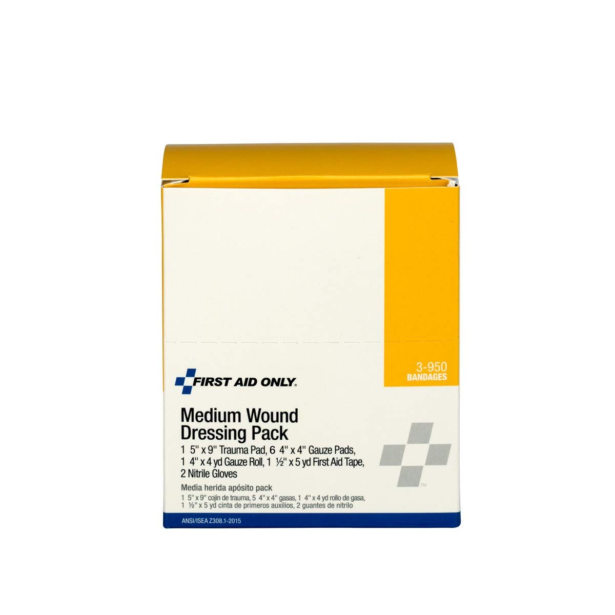 Medium Wound Dressing Pack First Aid Kit - Emergency Kit ...